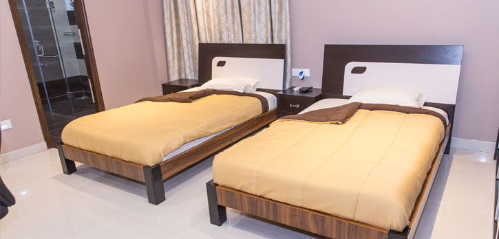 Single Room Serviced Apartment in Madhapur