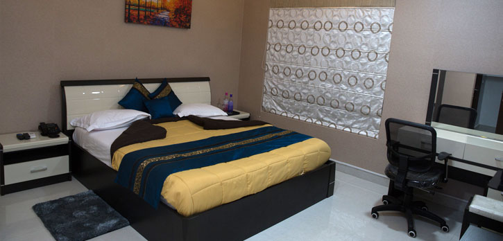 3 BHK Serviced Apartment in Madhapur, Hyderabad